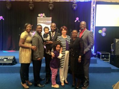 Royal Daughters Conference - Chapel of Grace Bradford UK