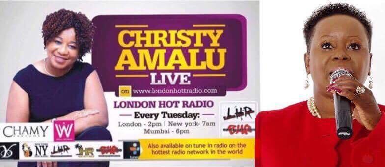 Christy Amalu LIVE