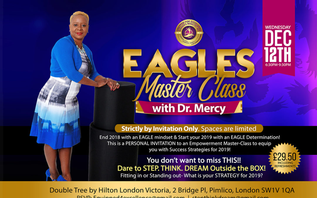 Eagles Master Class