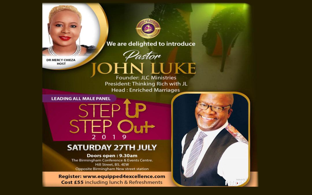 Pastor John Luke JLC
