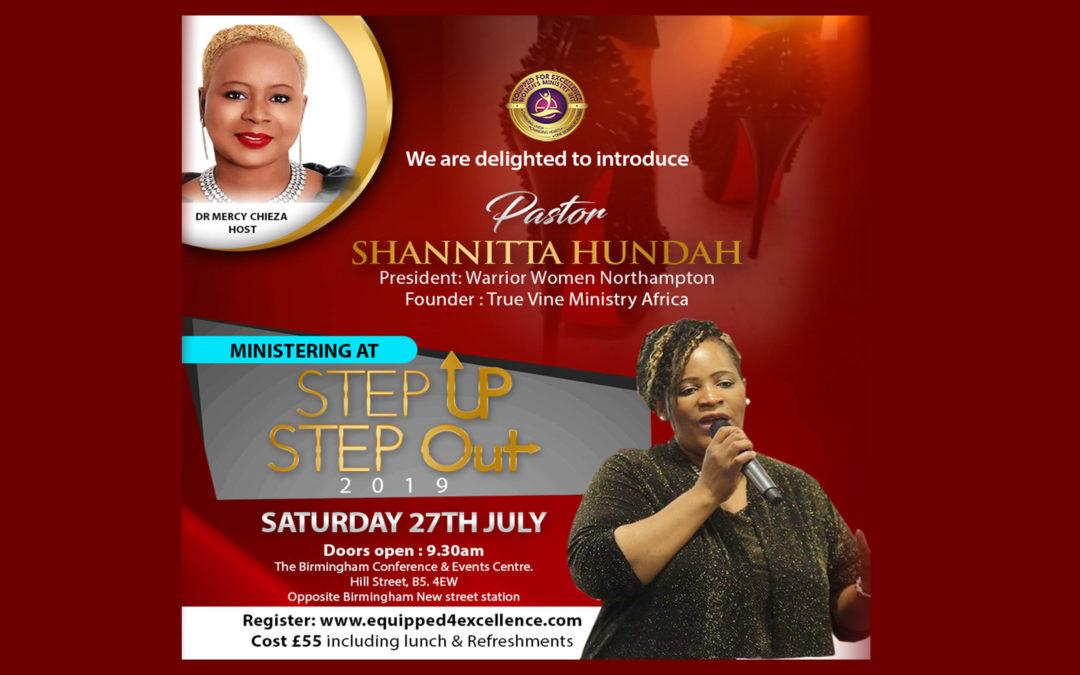 Pastor Shanitta