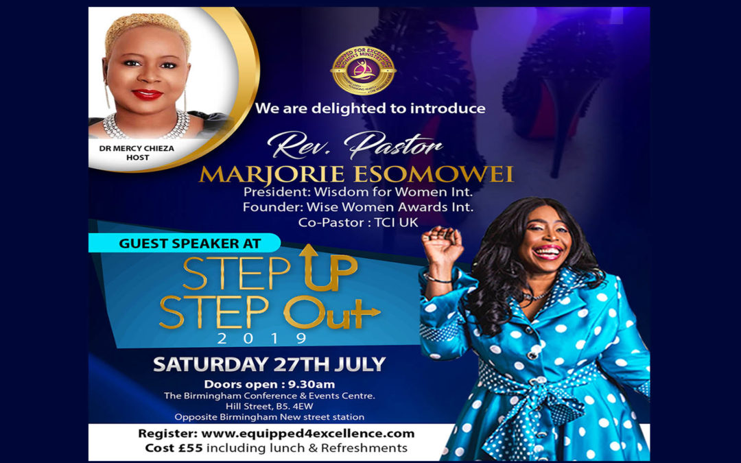 Rev Marjorie Esomowei