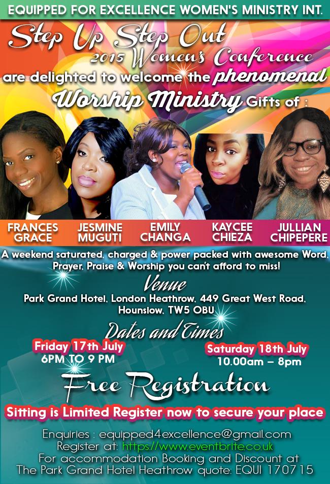 e4e Conference Worship Team