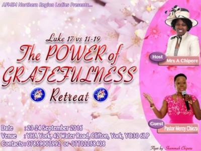AFM Prayer Retreat