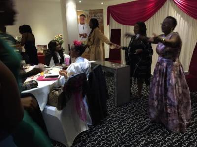 Heels & Pearls Soaring Single Ladies Meeting